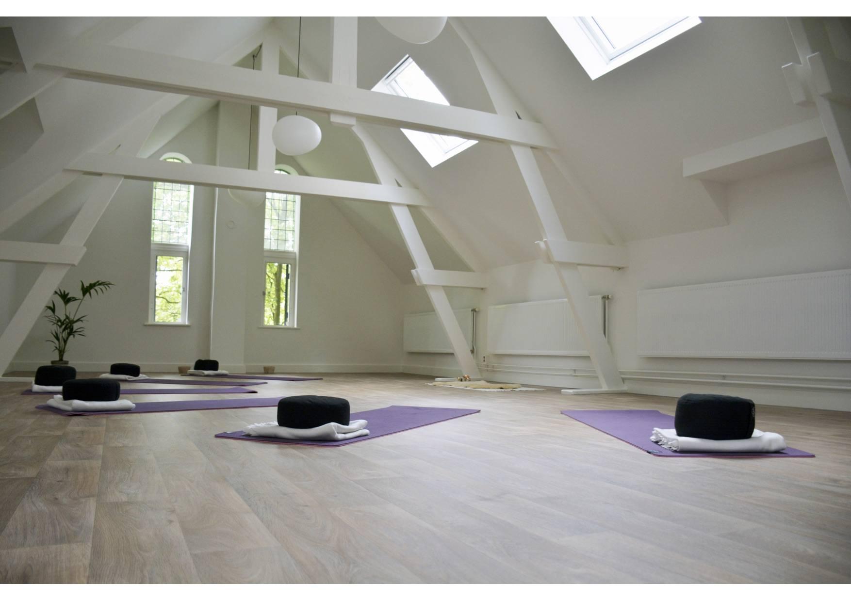 yogaruimte bij yogahart