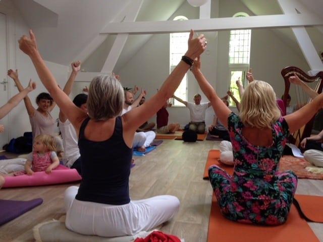 Nieuw! Easy Yoga/Yoga 55+ Yogahart Nijmegen