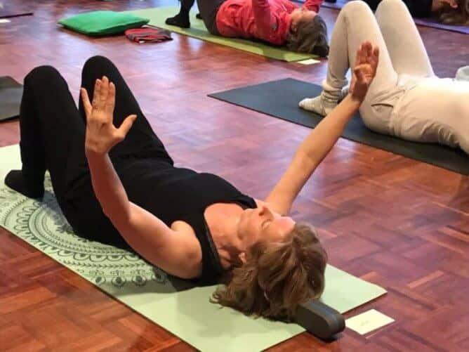 Nieuw! Yoga bij rugklachten Yogahart Nijmegen