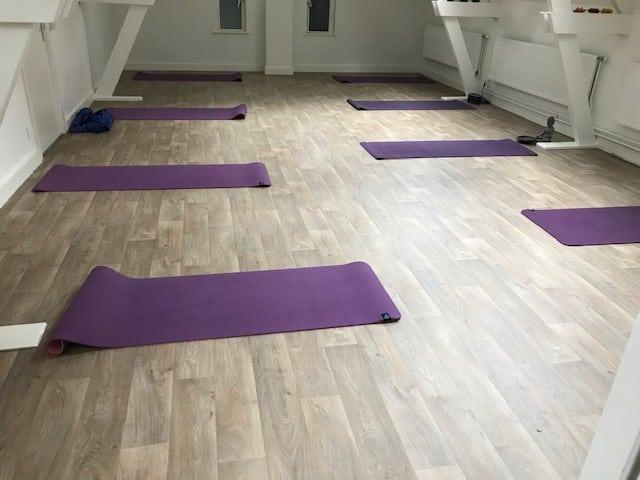 yoga coronamaatregelen
