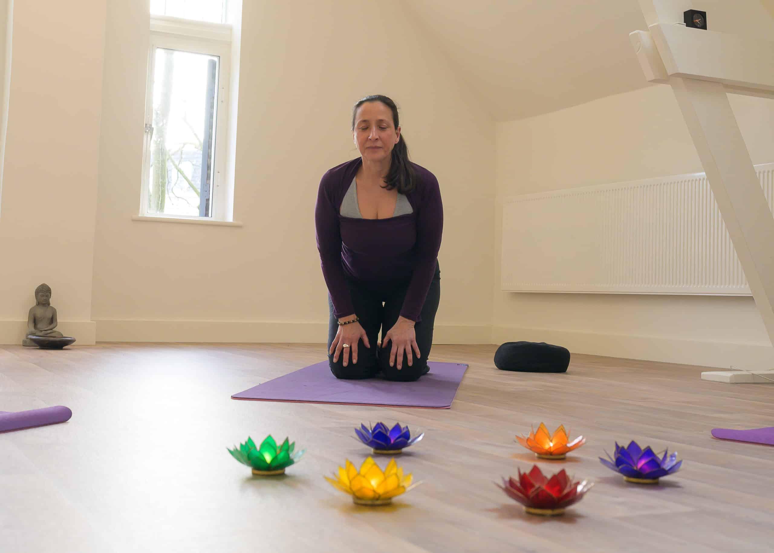 Oefengroep yoga en kanker Yogahart Nijmegen